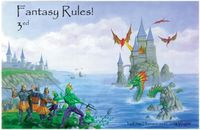 Board Game: Fantasy Rules! Fast Play Rules for Miniature Wargames in the Worlds of Fantasy