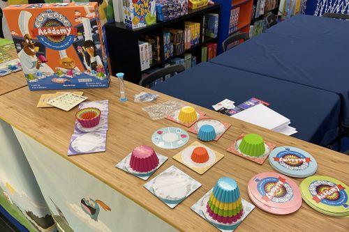 Board Game: Cupcake Academy