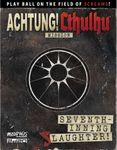 RPG Item:  Achtung! Cthulhu Mission: Seventh-Inning Slaughter!
