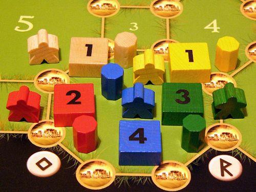 Board Game: Die Dolmengötter
