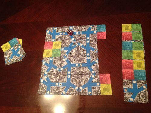 Board Game: Aquaducts