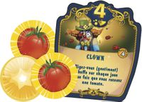 Board Game: Meeple Circus: Tomatoes and Awards