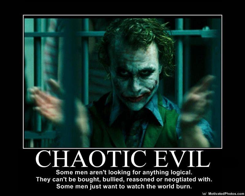Top 5 - Sistema de Alinhamento: Chaotic Evil Pic4008468