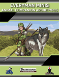 RPG Item: Everyman Minis: Animal Companion Archetypes