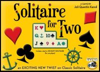 Board Game: Solitaire for Two