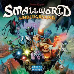 Small World Underground Cover Artwork