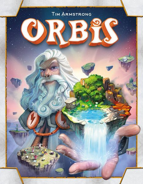 Orbis, Space Cowboys, 2018 — front cover