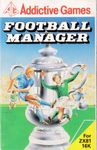 Video Game: Football Manager