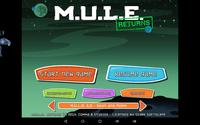 Video Game: M.U.L.E Returns