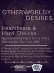 RPG Item: Ready to Roll: Otherworldly Desires - Heartbeats & Hard Choices