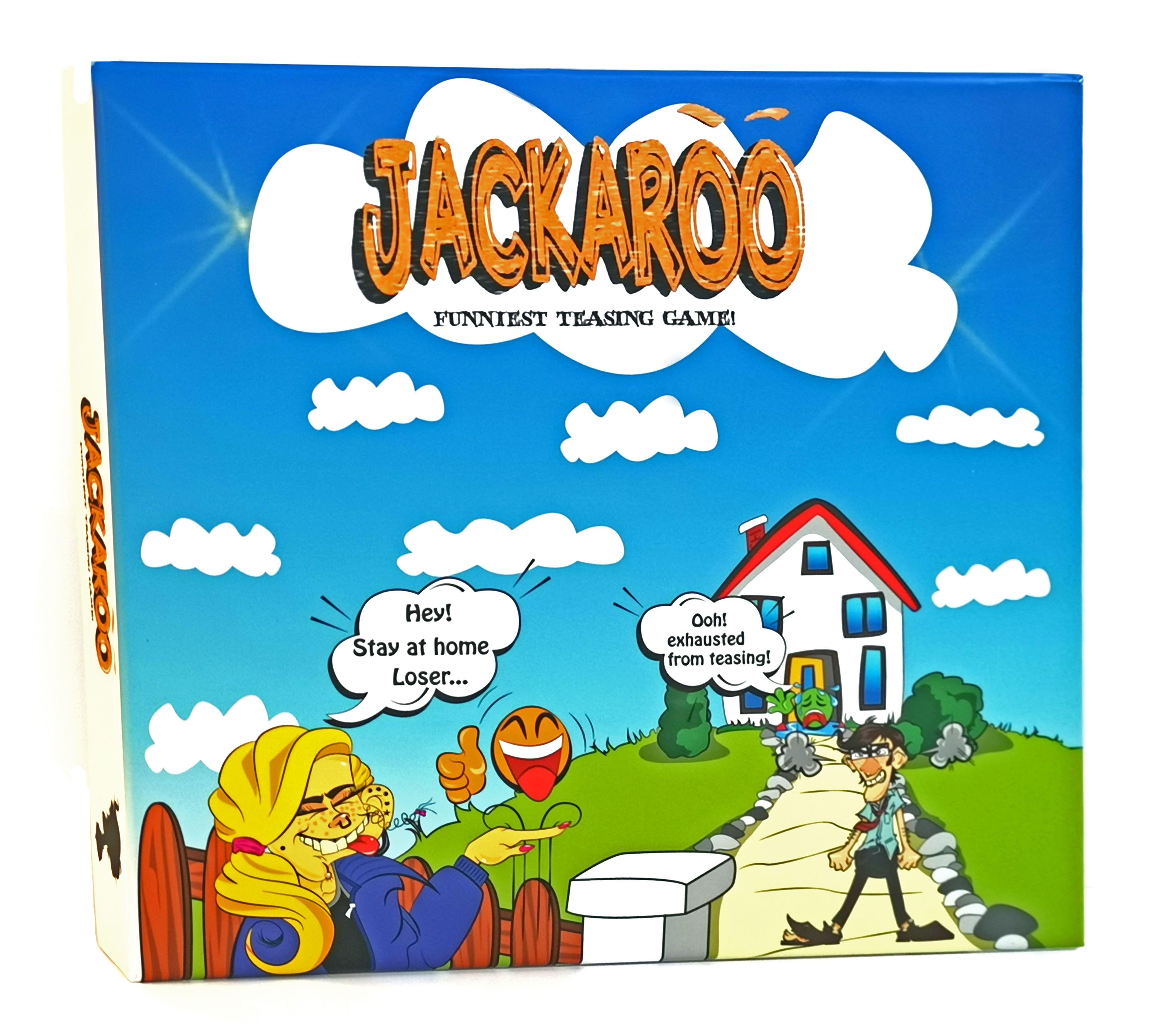 Jackaroo Teasing Game