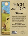RPG Item: High and Dry