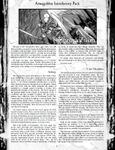 RPG Item: Armageddon Introductory Pack