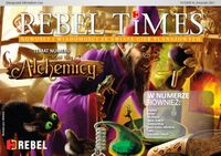Issue: Rebel Times (Issue 91 - Apr 2015)