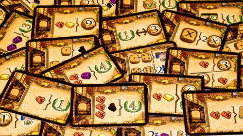 Board Game: The Voyages of Marco Polo