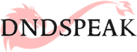 RPG Publisher: DNDSPEAK
