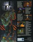 Video Game: Fade to Black