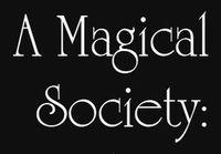 Series: A Magical Society