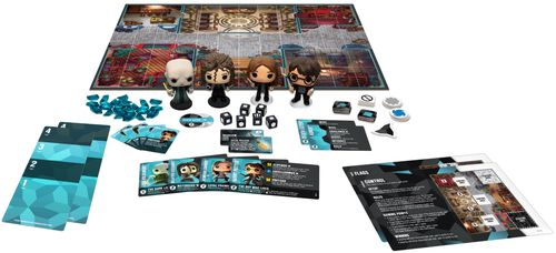 Board Game: Funkoverse Strategy Game: Harry Potter 100