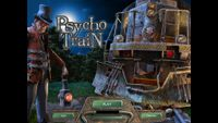 Video Game: Mystery Masters:  Psycho Train Deluxe Edition