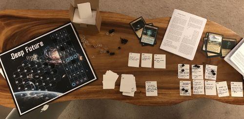 Board Game: Deep Future