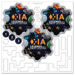 Board Game Accessory: Xia: Legends of a Drift System – Dev Kit