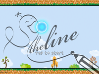 Video Game: The Line HD