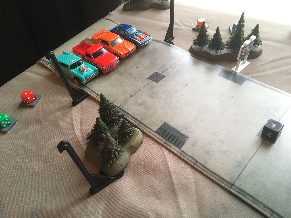 Board Game: Gaslands: Refuelled
