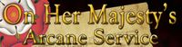 RPG: On Her Majesty's Arcane Service
