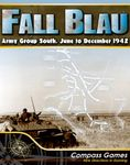 Board Game: Fall Blau: Army Group South, June to December 1942