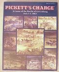 Board Game: Pickett's Charge: A Game of the Battle of Gettysburg
