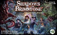 Board Game: Shadows of Brimstone: Swamps of Death