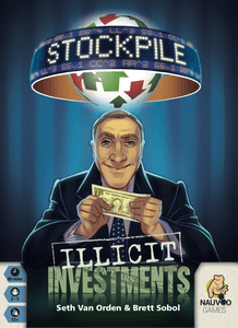 Stockpile: Illicit Investments Cover Artwork
