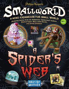 Small World: A Spider's Web Cover Artwork