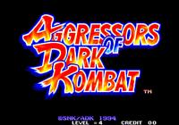 Video Game: Aggressors of Dark Kombat