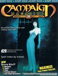 Issue: Campaign Magazine (Issue 2 - Mar/Apr 2002)