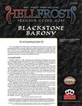 RPG Item: Hellfrost Region Guide #28: Blackstone Barony