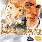 Board Game: Sherlock 13