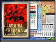 Board Game: ¡Arriba España!