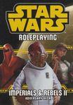 RPG Item: Star Wars Roleplaying Adversary Deck: Imperials & Rebels II Adversary Deck