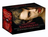 Board Game: La boîte à énigmes vampiriques