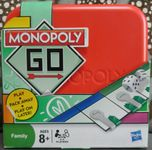 Board Game: Monopoly: Go