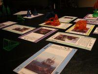 Board Game: Zarcana