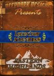 RPG Item: Legendary Adventures: Eastern Highlands