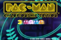 Video Game: Pac-Man Championship Edition