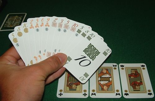 Board Game: Haggis