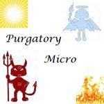 Board Game: Purgatory: Micro