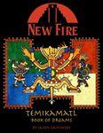 RPG Item: Temikamatl: Book of Dreams