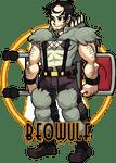 Character: Beowulf (Skullgirls)