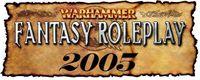 Series: Warhammer Fantasy Roleplay 2005 Scenario Contest